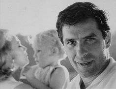 John Cassavetes & his star & love Gena Rowlands