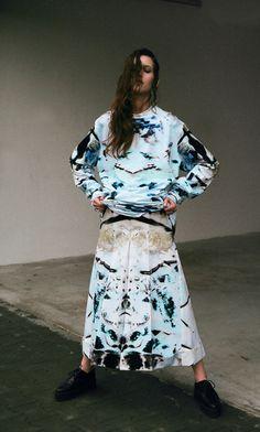 Dioralop AW 2014/15 Womenswear Lookbook.