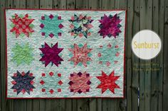 Sunburst Quilt « Moda Bake Shop