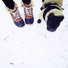 crocs snow boots...want via @Maegan Tintari | ...love Maegan