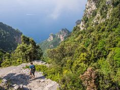 Hiking the Path of the Gods (And the Amalfi Coast on a Budget)