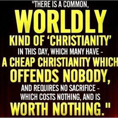 """Be either hot or cold. Being lukewarm Christian is even worse than being cold. Stop feeding people """"feel-good"""" Christianity and feed them more truth! Jesus is coming soon and we must be ready!!! (Coming from a place of love) {Matthew 7:13-14} Enter by the narrow gate; for wide is the gate and broad is the way that leads to destruction and there are many who go in by it. Because narrow is the gate and difficult is the way which leads to life and there are few who find it. {Revelation…"""