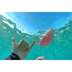 Cheers from down under #australia#newsouthwales#goldcoast#snapperrocks#clear#water#surf#hangloose#pictureoftheday#nature#pink#board#photography#gopro by fabi_bab