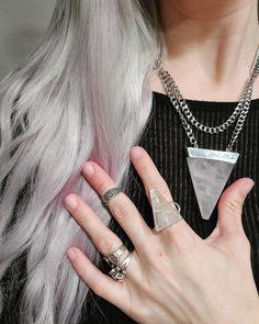 The *Kiersten* Necklace Body Spray, Silver Necklaces, Chain, Pendant, Necklaces, Hang Tags, Pendants