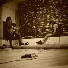 Stone Gossard and Jeff Ament