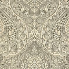 Image detail for -Ralph Lauren, Adler Paisley Ebony Cream, Designer Wallpaper all at . Paisley Wallpaper, Home Wallpaper, Wallpaper Pictures, Paisley Fabric, Paisley Print, Textile Design, Fabric Design, Inspirational Wallpapers, Doodle Designs