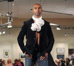 Gallant Tuxedo Scarf - RHOs