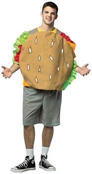 PartyBell.com - Bob's Burgers - Gene Adult Costume