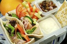 Pack better school lunches