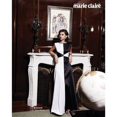 Miroslava Duma Marie Claire Preppy Style, Her Style, Couture Fashion, Girl Fashion, Mira Duma, Miroslava Duma, Dress For Success, Fashion Editor, Style Icons