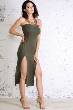 Instinct Tube Dress