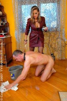 Man Domination married female