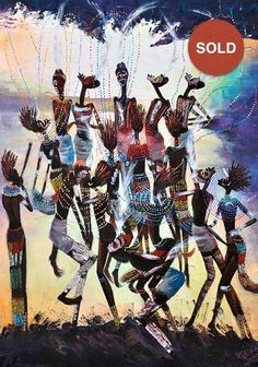 Buy Contemporary Ethiopian Art - THE NEXT CANVAS