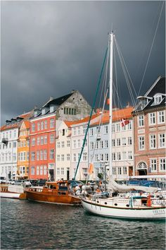 Travel Thursdays: Denmark