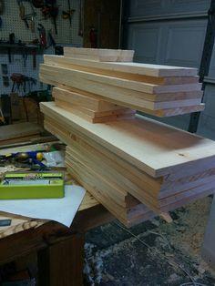 Jefferson Style Modular Bookshelves