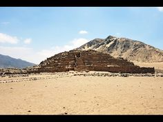 Caral - Supe: The oldest civilization in the Americas - HQ - YouTube