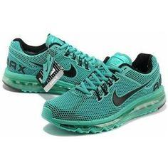 http://www.asneakers4u.com/ Cheap Wholesale Nike Air Max 2013 LG Mens Shoe Blue