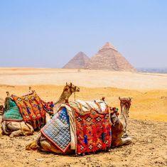 Panorama El Giza, Giza, Egypt