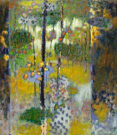 Rick Stevens Art - Pure Ceremony oil on canvas Rick Stevens, Impressionism Art, Oil Painting Abstract, Art Plastique, Tree Art, Contemporary Paintings, Landscape Paintings, Oil On Canvas, Original Art
