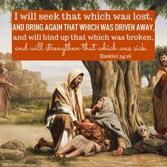Ezekiel 34:16