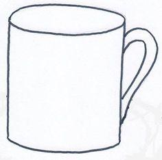 Horký čaj – tisk Zentangle, Crafts For Kids, Preschool, Projects To Try, Winter, Creative Crafts, Creativity, Mugs, Do Crafts