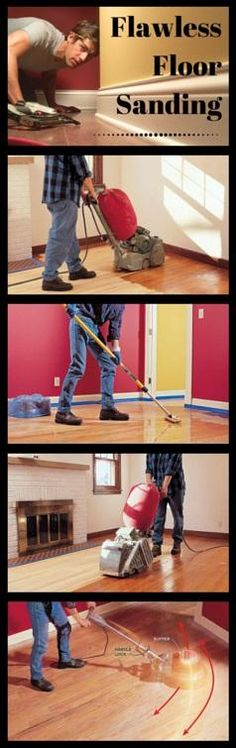 Flawless Floor Sanding: Tips for hassle-free floor sanding. You are in the rig.