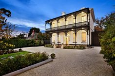Renovated Victorian House in Melbourne