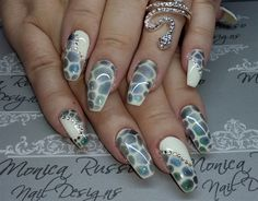 Day 261: Textures & Shimmers Nail Art - - NAILS Magazine