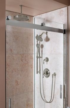 The best shower offers a selection of spray types to suit your mood, from a drenching rain to a convenient hand shower.