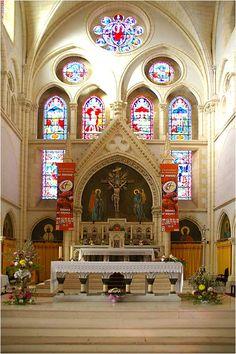 l'église de Pleurtuit n'a plus de clocher depuis 1941.