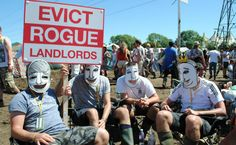 Evict Rogue Landlords campaign from homelessness charity Shelter. You can donate to Shelter here: http://www.charitychoice.co.uk/shelter