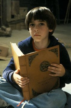 The Neverending Story. - Again loved the idea of a book coming to life.