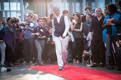 http://www.dapperq.com/2014/07/dapperq-pride-fashion-show-at-california-academy-of-sciences/  #androgynous  #fashion  #HAUTEBUTCH  #DapperQ
