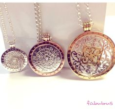 """Fabulous Collections: """"Create different looks with Nikki Lissoni coins in three sizes"""" -xx-"""