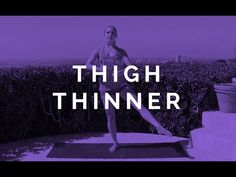 Thigh Thinner | Rebecca Louise - YouTube