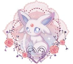 Commission #3 - Espeon by Ayasal.deviantart.com on @deviantART