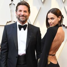 Irina Shayk Sitting Between Bradley Cooper & Lady Gaga Was The Best Oscars Meme Bradley Cooper Irina, Best Screenplay, Constance Wu, Giuliana Rancic, Best Cinematography, Best Supporting Actor, Amazing Red, Ootd, Self Esteem