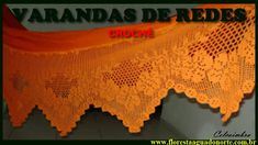 Amazônia - Crochê - Artesanato - Varandas de Rede - Coloridas - Celcoimb...