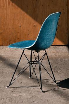 Modernica Fiberglass Shell Chair - Twilight