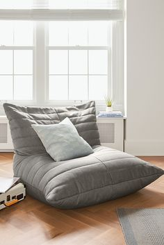 Bean Bag Chair With Drink Holder