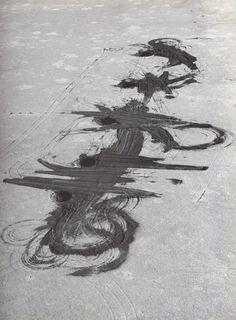 Michael Heizer, Five Conic Displacements, 1969