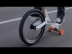 halfbike evolution - YouTube