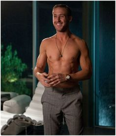 I would have his babies. Ryan Gosling <3