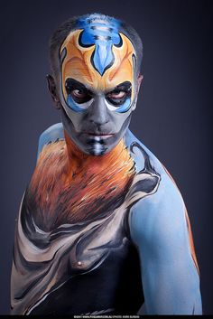 MBAC2011 Melbourne body art competition 2011 by pixelwhip, via Flickr