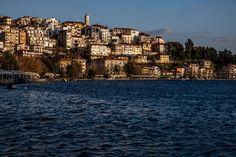 Greece, Kastoria New York Skyline, Travel, Viajes, Trips, Tourism, Traveling