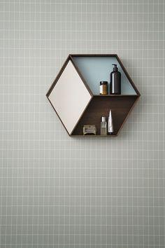 Otsin inspiratsiooni ... see on väga lahe idee vannituppa ;)
