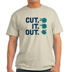 Full House: Cut It Out Light T-Shirt for