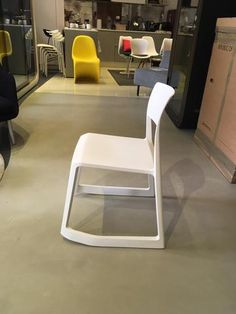Tip Ton Chair In White   Home Decor, Midcentury And Contemporary Furniture  Design Inspiration  