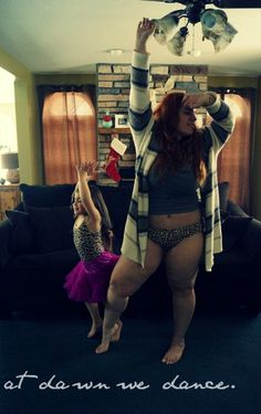 How do I teach my daughter to love her body? An awesome read!