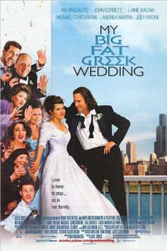 My Big Fat Greek Wedding  Wedding Movie